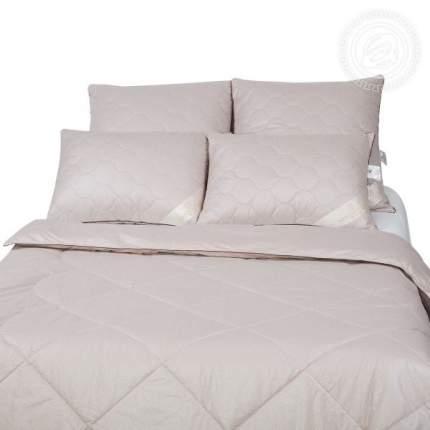 Одеяло 56 (шерсть верблюжья 300/тик) 1,5-спальное