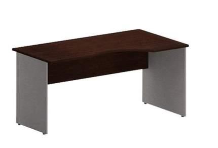 Компьютерный стол SKYLAND СА-1Пр 00-07010077, венге магия/металлик