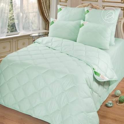 Одеяло 67 (бамбук 300/микрофибра) евростандарт