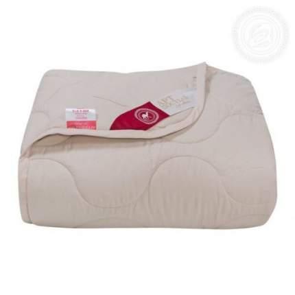 Одеяло 71 (шерсть верблюжья 300/микрофибра) евростандарт