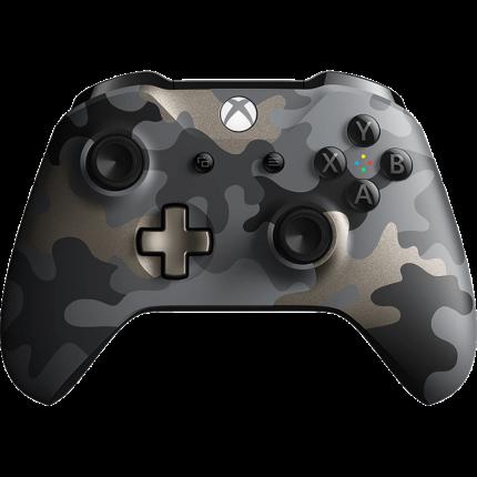 Геймпад Microsoft Xbox One WL3-00151 Night Ops Camo