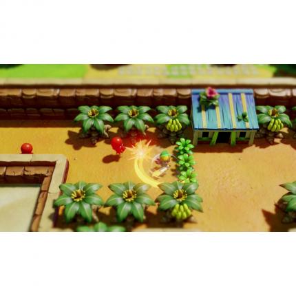 Игра The Legend of Zelda: Links Awakening для Nintendo Switch