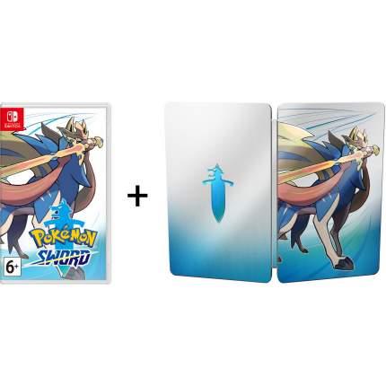 Игра Pokemon Sword. Day One Edition для Nintendo Switch