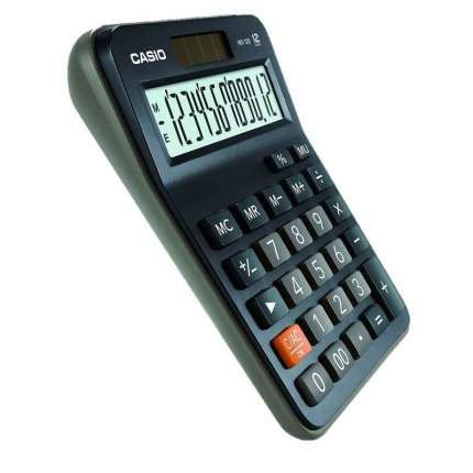 Калькулятор Casio MX-12B Черный
