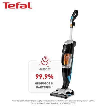 Пылесос Tefal Clean&Steam VP7545RH Silver/Black