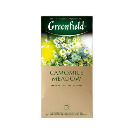 Чай травяной Greenfield Camomile Medow 25 пакетиков