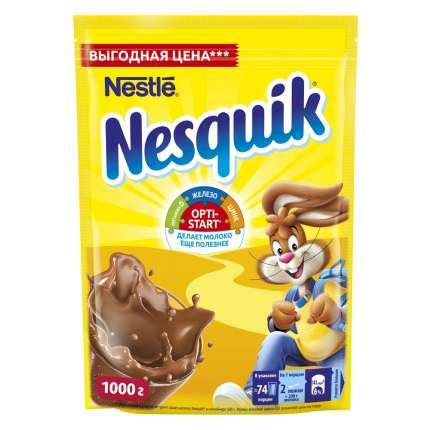Какао-напиток Nesquik nestle opti-start быстрорастворимый 1 кг