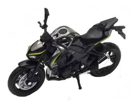 Welly 12846P Велли модель мотоцикла Kawasaki Ninja 1000R