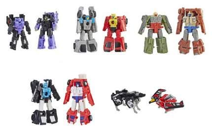 Игровой набор Hasbro Transformers Микромастерс E3420