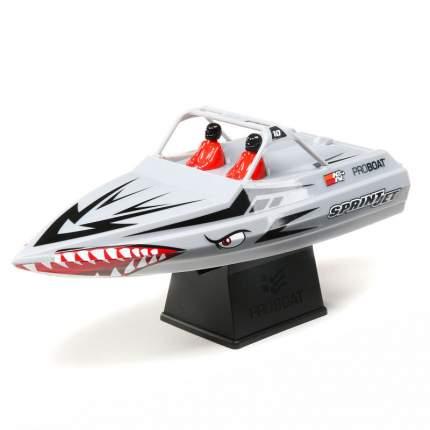 Радиоуправляемый катер ProBoat Sprintjet 9-inch Self-Right Jet Boat RTR Silver