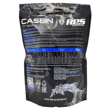 Протеин RPS Nutrition Casein Protein 500 г Vanilla