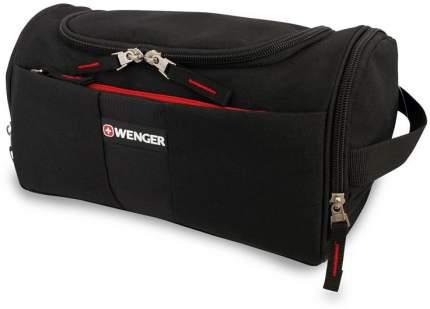 Несессер WENGER, цвет чёрный, полиэстер, 27х15х15,5см