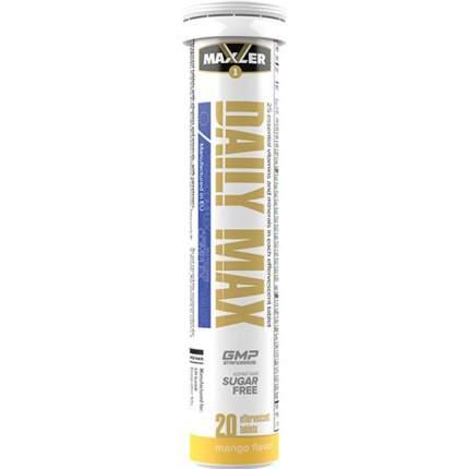 Витаминно-минеральный комплекс Maxler Daily Max 20 таблеток, манго