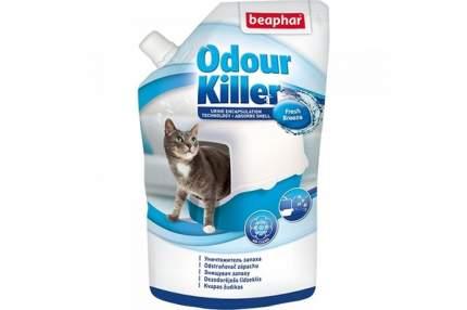 Устранитель запаха для кошачьих туалетов Beaphar Odour Killer, в гранулах, 400г