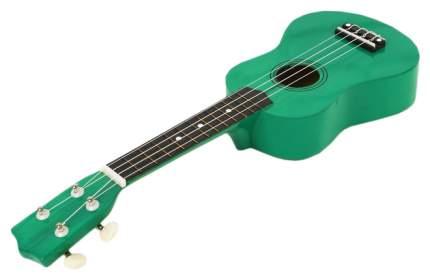 """Игрушка музыкальная """"Гитара"""", цвет зелёный, с нейлоновыми струнами Sima-Land"""