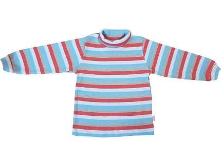 Водолазка детская Папитто полоска для мальчика цв. гол/экрю р.34-122, 63-232-7