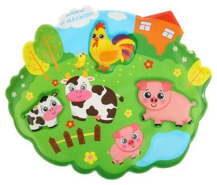 Игрушка для купания «Домашние животные» Крошка Я