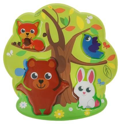 Игрушка для купания «Лесные зверята» Крошка Я