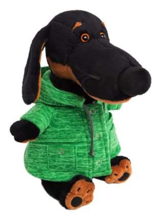 """Мягкая игрушка """"Ваксон"""" в зелёной куртке B&Co, 25 см Басик и Ко"""