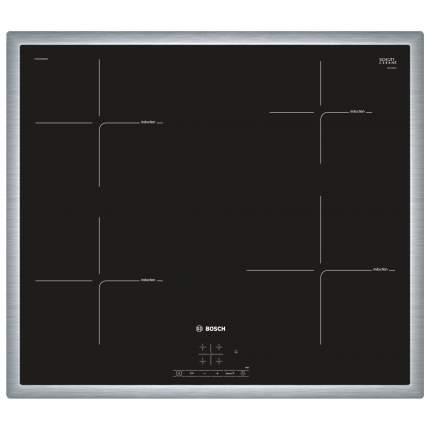 Встраиваемая варочная панель индукционная Bosch PUE645BB1E Black