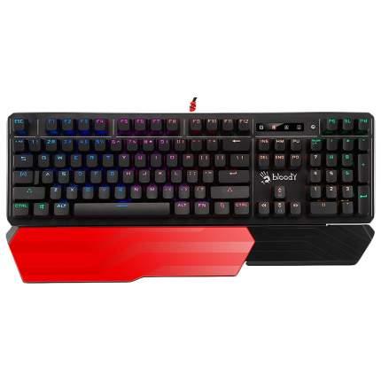 Игровая клавиатура A4Tech Bloody B975 Black