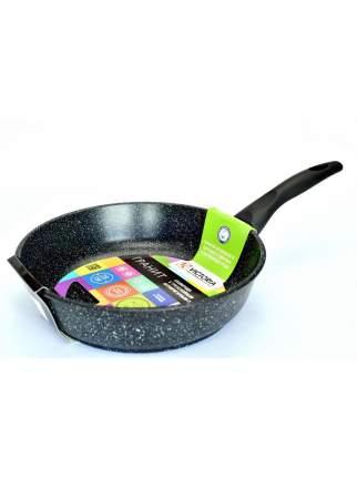 Сковорода-гриль Victoria Гранит с антипригарным покрытием, 24 см