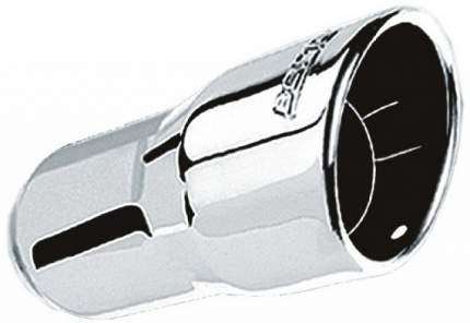 Насадка Borla BORLA 20237 №4 - вход 57 мм, диаметр 76 мм, длина 165 мм