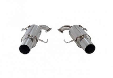 Выхлопная система HKS HKS 31019-AF018 SS Hiper для SUBARU LEGACY BPE