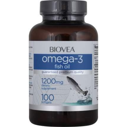 Biovea Omega-3 1200mg (100 капс.)