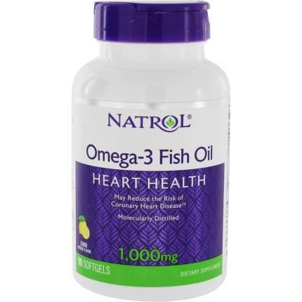 Natrol Omega-3 Fish Oil 1000mg 90caps (90 капс.)