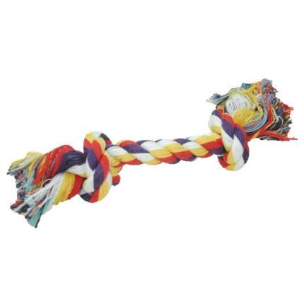 Грейфер для собак HOMEPET Канат с узлами, длина 15.2 см