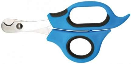 Когтерез для кошек и собак Уют, ножницы, черный, синий, 13,8 см цвет в ассортементе
