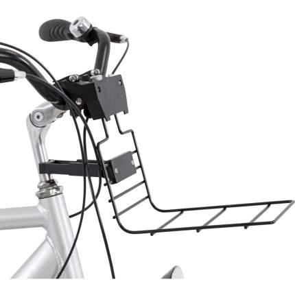 Фиксатор к сумке-переноске животных Trixie черный, для велоперевозок