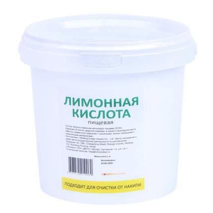 Лимонная кислота в ведре HOBBYHELPER (1 кг)