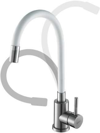Смеситель для кухни SHIMIZU smz 1006558 white-S