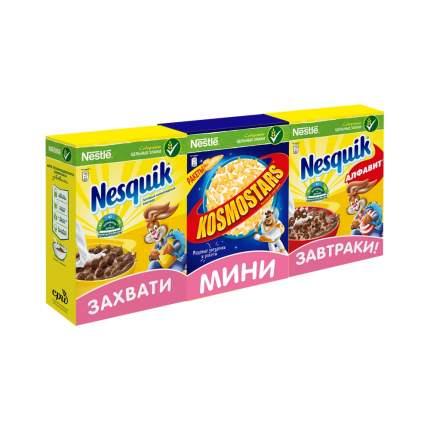 Готовый завтрак Nestle Несквик+Космостарс+АБВ 90 г