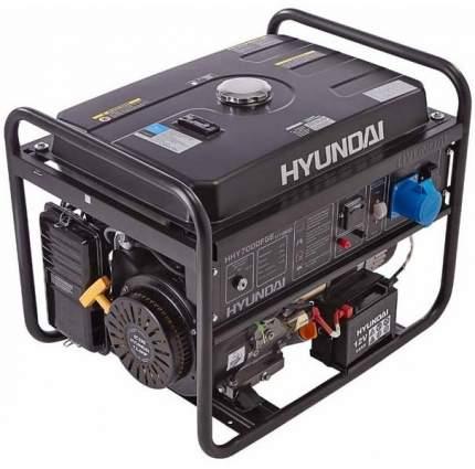 Генератор газовый Hyundai HHY7000FGE