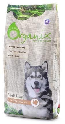 Сухой корм для собак Organix Adult Dog, индейка, 2.5кг