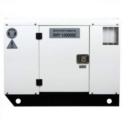 Генератор дизельный Hyundai DHY 12000SE