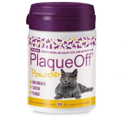 Средство для профилактики зубного камня у кошек ProDen PlaqueOff 40 г