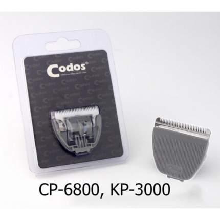 Сменный нож для машинки Codos, керамика, сталь, серебристый, 0,8 х 40 мм