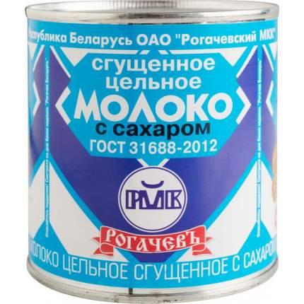 Молоко сгущенное Рогачевъ 8.5% с сахаром 380 г