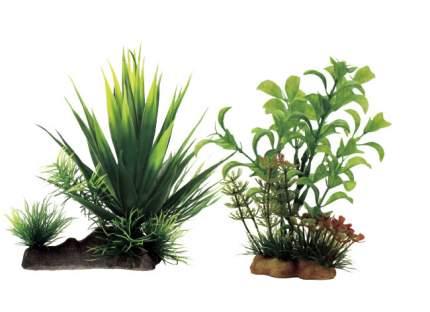 Искусственное растение ArtUniq, Agave mix 18 20x16x18см + Ludwigia mix 13 10x5x13см