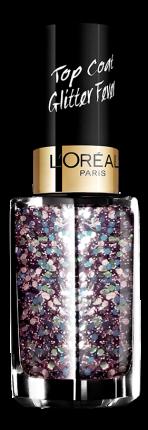 Верхнее покрытие для ногтей L'OREAL PARIS Top Coat, тон 951 Балет