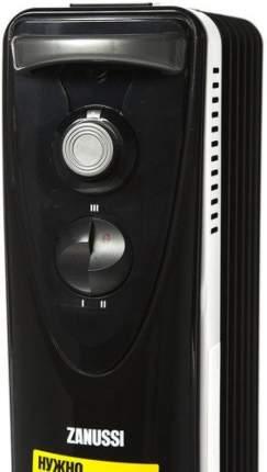 Масляный радиатор Zanussi Nuovo ZOH/NV-07G черный