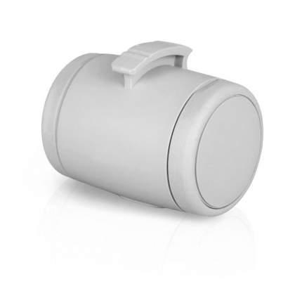 Мультибокс FLEXI светло-серый для рулетки, ф 5 х 7 cм, 1 рулон х 20 пакетиков