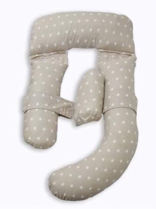 Подушка для беременных Ol-Tex трансформер 5 в 1 бежевая