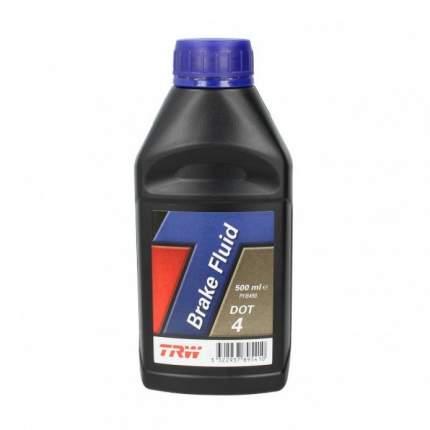 Pfb450_жидкость тормозная! 0.5l dot 4 TRW/Lucas арт. PFB450