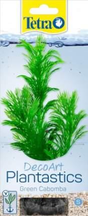 Искусственное растение для аквариума Tetra кабомба S 15 см, пластик