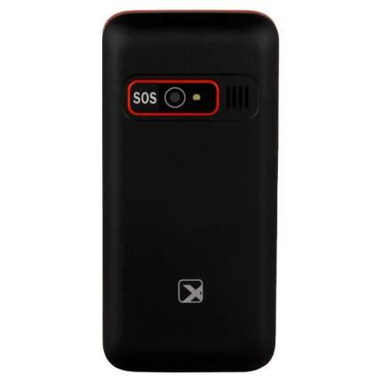 Мобильный телефон teXet TM-B226 Black/Red